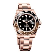 Rolex GMT-Master II new 40mm Rose gold