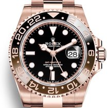 Rolex GMT-Master II Rose gold 40mm Black No numerals United States of America, New Jersey, Woodbridge