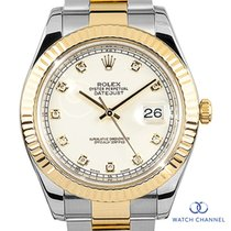 Rolex Datejust II Gold/Steel 41mm Roman numerals South Africa, Johannesburg