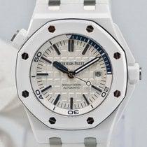 Audemars Piguet Royal Oak Offshore Diver nieuw 2015 Automatisch Horloge met originele doos en originele papieren 15707CB.OO.A010CA.01
