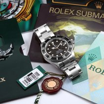 Rolex Submariner Date Stål 40mm Svart