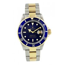 Rolex Submariner Date Steel 40mm Blue United States of America, New York, New York