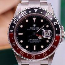 Rolex 16710 Acciaio 2000 GMT-Master II 40mm usato Italia, arezzo