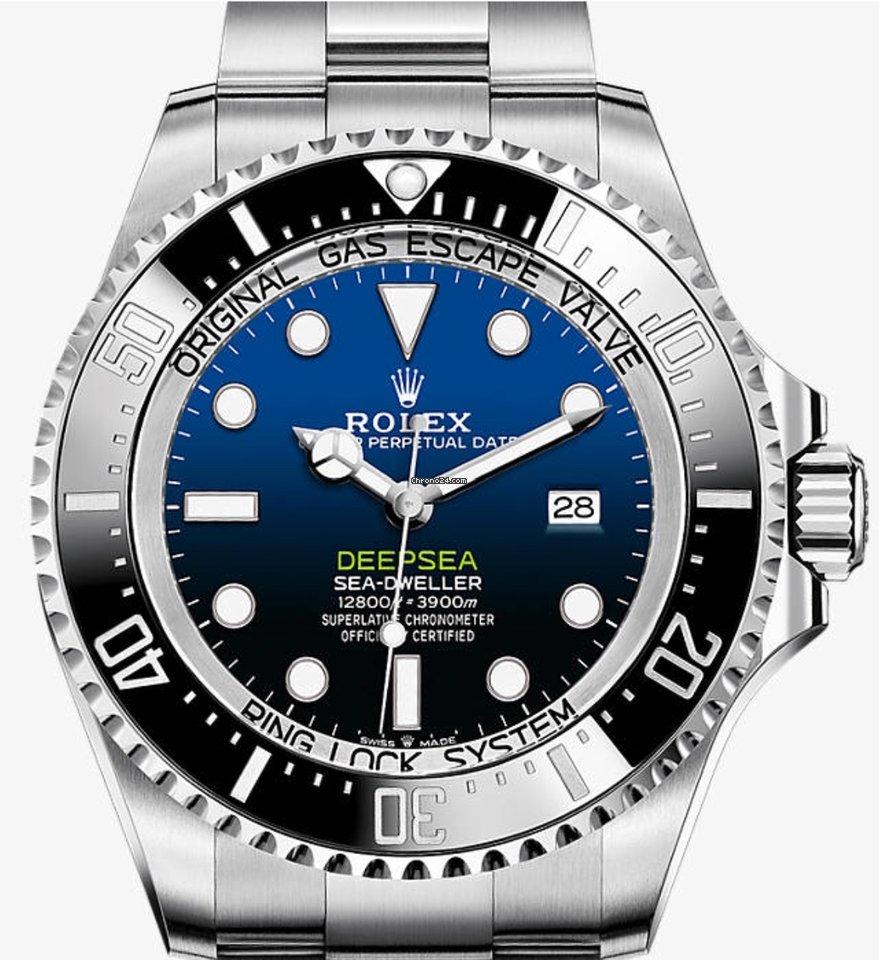126660 Cameron Sea New 2019 Dweller James Rolex Deepsea TlKFJc13