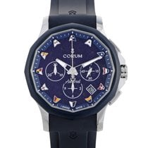 Corum Admiral's Cup Legend 42 A984/03597 - 984.113.22/F373 WB12 new