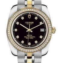 Tudor neu 38mm Gold/Stahl