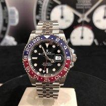 ロレックス GMT マスター II 126710BLRO 新品 ステンレス 40mm 自動巻き