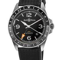 Bell & Ross Steel Automatic BRV293-BL-ST/SRB new United States of America, New York, Brooklyn