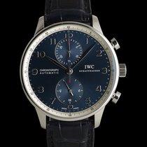 IWC Portuguese Chronograph 3714 2006 usados