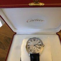 Cartier Drive de Cartier Acier 40mm Argent Romains