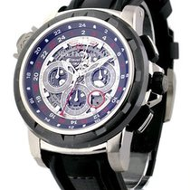 Carl F. Bucherer Carl F.  00.10620.21.93.01 Patravi Traveltec...