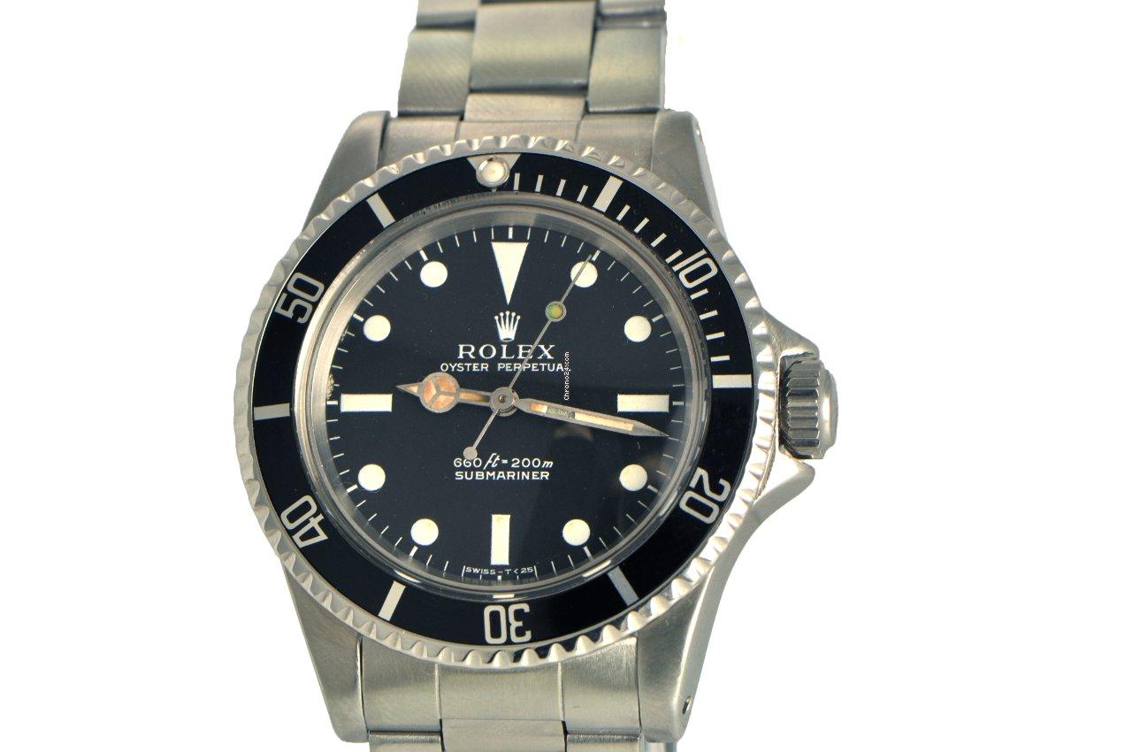 rolex rolex vintage submariner 5513 9315 bracelet sold. Black Bedroom Furniture Sets. Home Design Ideas