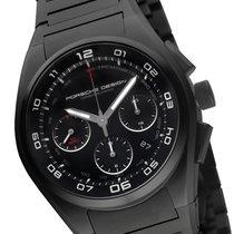 Porsche Design Dashboard Automatic Chronograph Herrenuhr black...