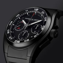 Porsche Design Dashboard 6620.13.46.0269 Новые Титан 44mm Автоподзавод