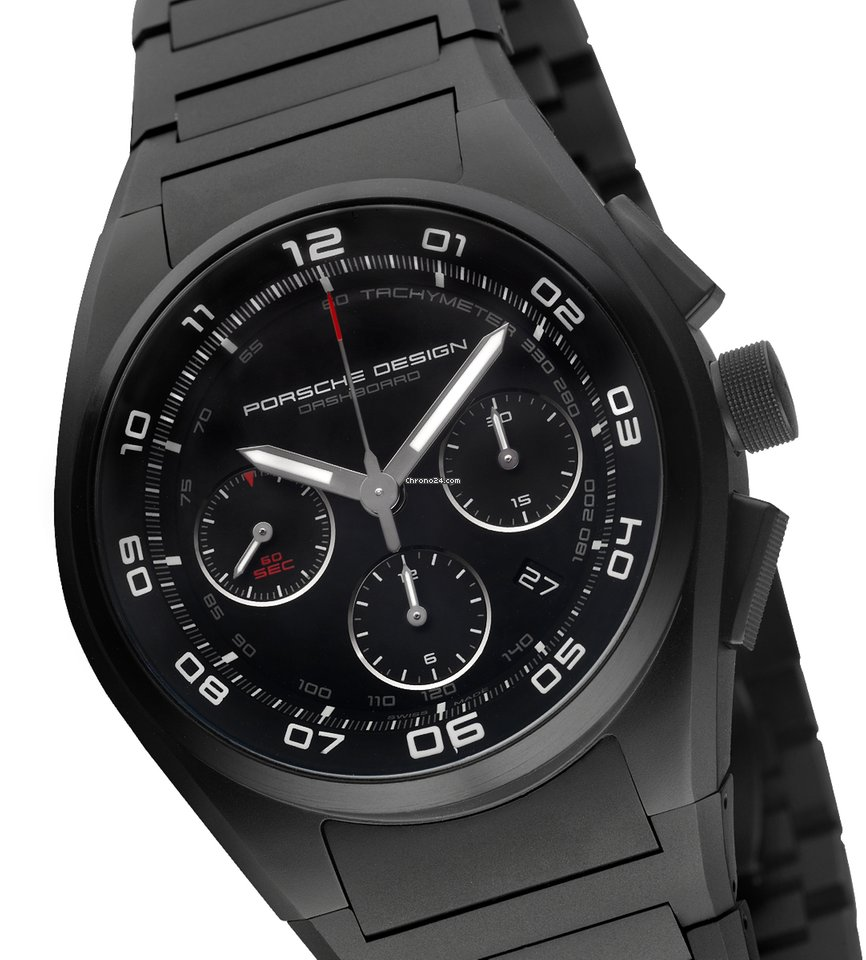 porsche design dashboard automatic chronograph herrenuhr. Black Bedroom Furniture Sets. Home Design Ideas