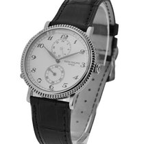 Patek Philippe 5034G 5034 Travel Time 34mm in White Gold - on...