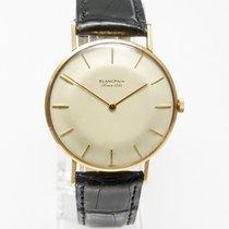 Blancpain Vintage Handaufzug Gelbgold 750 Kaliber R530