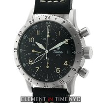 Tutima Military 760-01 Very good Steel 38mm Automatic