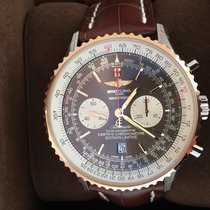 Breitling Navitimer 01 (46 MM) Gold/Steel 46mm
