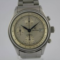 Chronoswiss Pacific 100 Chronograph #K2843 mit Stahlband