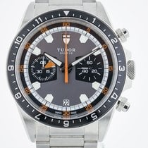 Tudor Heritage, Mens, Stainless Steel, 70330N, Box and Papers