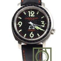 Anonimo Carbon Diver 30atm black dial NEW