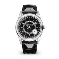 Patek Philippe Calatrava White gold 39mm Black Arabic numerals