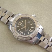 TAG Heuer 2000 Steel 28mm Grey Arabic numerals