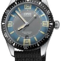 Oris Divers Sixty Five new 40mm Steel