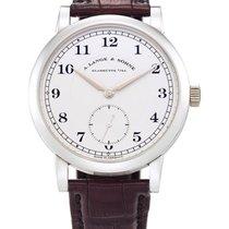A. Lange & Söhne , Platinum Wristwatch, 1815 |