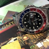 Rolex 16710 Staal 2006 GMT-Master II 40mm tweedehands