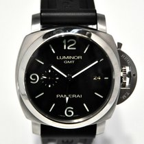 Panerai Luminor 1950 3 Days GMT Automatic PAM 00320 2016 pre-owned