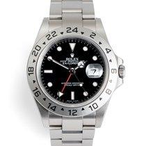 Rolex 16570 Explorer II - 3186 Calibre Full Set