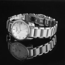 Tissot T-Wave Steel 28.20mm Mother of pearl