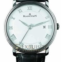 Blancpain Villeret Ultra-Slim 6651-1127-55B new
