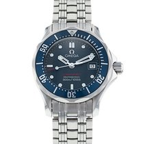 Omega 2224.80.00 Steel Seamaster Diver 300 M 28mm pre-owned