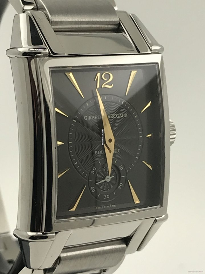5c2cbabf6c3 Relógios Girard Perregaux usados - Compare os preços de relógios Girard  Perregaux usados