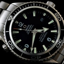 Omega 2200.50 Aço Seamaster Planet Ocean