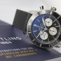 Breitling Superocean Héritage II Chronographe AB0162121B1S1 2020 neu