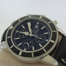 Breitling A13320 Steel Superocean Héritage Chronograph 46mm pre-owned United States of America, New York, New York