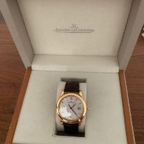 Jaeger-LeCoultre Master Control Date Or rose 40mm Argent Arabes France, Paris
