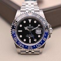 Rolex GMT-Master II Steel 40mm Black No numerals United States of America, Pennsylvania, Mechanicsburg