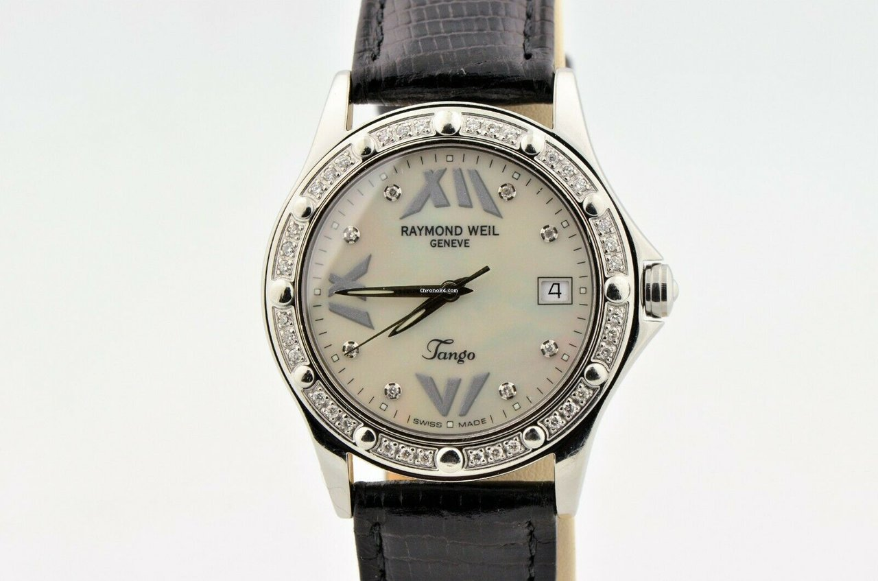 0253a35ec Raymond Weil watches - all prices for Raymond Weil watches on Chrono24