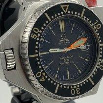 Omega Seamaster PloProf Steel 45mm Black No numerals