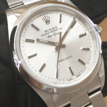 Rolex Air King Precision new 2008 Automatic Watch with original box and original papers 14000M