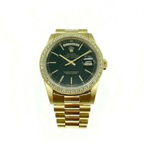 Rolex 18348 Yellow gold 1998 Day-Date 36mm pre-owned United States of America, California, Los Angeles