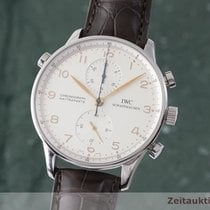IWC Steel 41mm Automatic 3712 pre-owned