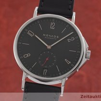 NOMOS Ahoi Atlantik Steel 41mm Black