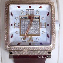 Roger Dubuis KingSquare Rose gold 36mm White