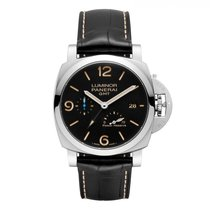 Panerai PAM 01321 Steel 2020 Luminor 1950 3 Days GMT Power Reserve Automatic 44mm new United States of America, New York, New York